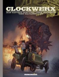 Clockwerx - Jean-Baptiste Hostache, Jason Henderson, Tony Salvagio