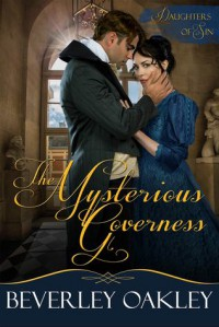 The Mysterious Governess - Beverley Oakley