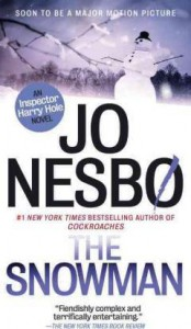 The Snowman - Don Bartlett, Jo Nesbø, Jo Nesbø