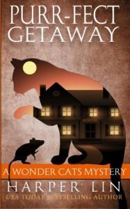 Purr-fect Getaway (A Wonder Cats Mystery) (Volume 5) - Harper Lin