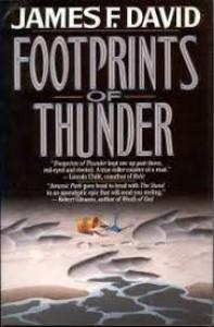 Footprints of Thunder - James F. David