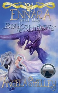 Ennara and the Book of Shadows (Volume 2) - Angela Shelley, Angela Myron
