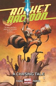 Rocket Raccon, Vol. 1: A Chasing Tale - Skottie Young