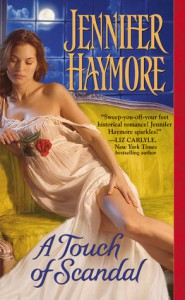 A Touch of Scandal - Jennifer Haymore