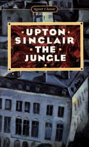 The Jungle - Upton Sinclair, Emory Eliott