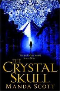 The Crystal Skull - Manda Scott