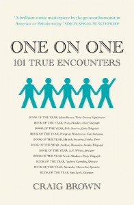 One on One. Craig Brown - Craig Brown