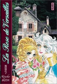 Lady Oscar : La Rose de Versailles, tome 2 - Riyoko Ikeda, Misato