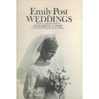 Emily Post Weddings (Planning the Perfect Wedding) - Emily Post,  Rosalie Brody,  Elizabeth L. Post