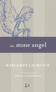 The Stone Angel - Adele Wiseman, Margaret Laurence