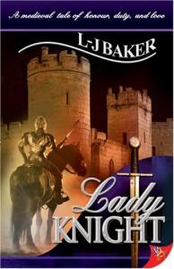 Lady Knight - L.J. Baker
