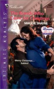 The Brands Who Came for Christmas (Oklahoma All-Girl Brands, #1) - Maggie Shayne