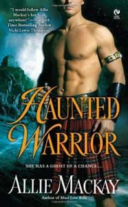 Haunted Warrior - Allie Mackay