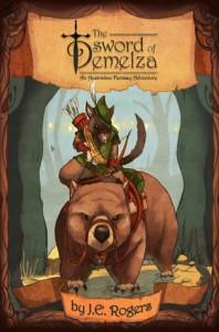 The Sword of Demelza - J.E. Rogers