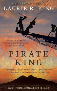 Pirate King (with bonus short story Beekeeping for Beginners): A novel of suspense featuring Mary Russell and Sherlock Holmes - Laurie R. King