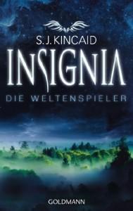 Die Weltenspieler - Insignia I: Roman (German Edition) - S. J. Kincaid