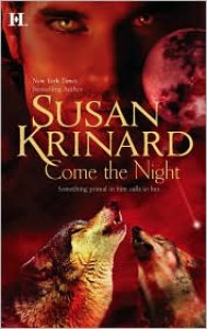 Come the Night - Susan Krinard