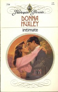 Intimate - Donna Huxley