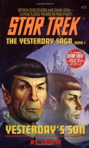 Yesterday's Son - Star Trek #11 - A.C. Crispin