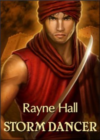 Storm Dancer (Dark Epic Fantasy) - Rayne Hall