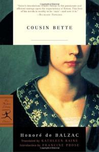 Cousin Bette - Francine Prose, Honoré de Balzac, Kathleen Raine