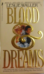 Blood and Dreams - Leslie Waller