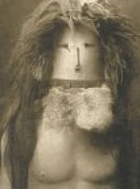 Hidden Faces - Edward S. Curtis