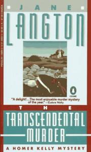 The Transcendental Murder - Jane Langton