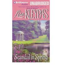Scandal In Spring (Wallflower) - Lisa Kleypas, Rosalyn Landor