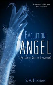 Evolution: ANGEL - Starla Huchton