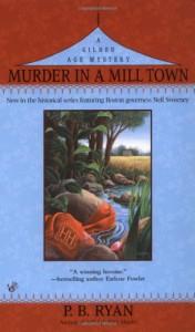 Murder in a Mill Town - P.B. Ryan