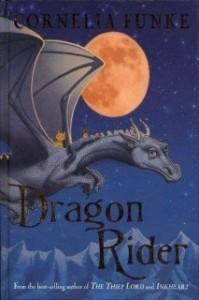 Dragon Rider - Anthea Bell, Cornelia Funke