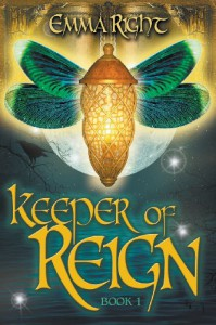 Keeper of Reign - Emma Right