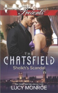 Sheikh's Scandal (Harlequin PresentsThe Chatsfield) - Lucy Monroe