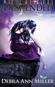 Descended (Fallen Guardian Saga, #1) - Debra Ann Miller