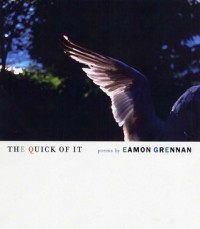 The Quick of It: Poems - Eamon Grennan