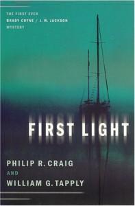 First Light (Brady Coyne, #19) - Philip R. Craig, William G. Tapply