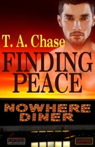 Finding Peace - T.A. Chase