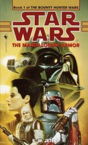 The Mandalorian Armor - K.W. Jeter