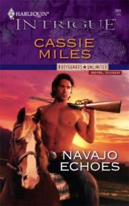 Navajo Echoes - Cassie Miles