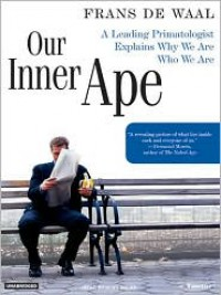 Our Inner Ape (MP3 Book) - Frans de Waal, Alan Sklar