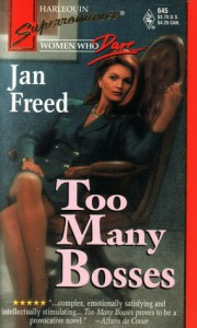 Too Many Bosses - Jan Freed