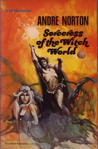 Sorceress of the Witch World (Witch World Series 1: Estcarp Cycle, #5) - Andre Norton