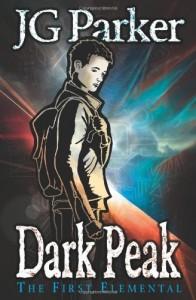 Dark Peak: The First Elemental - J.G. Parker