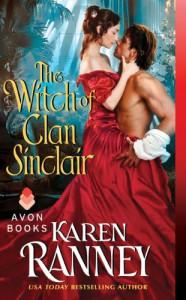 The Witch of Clan Sinclair - Karen Ranney