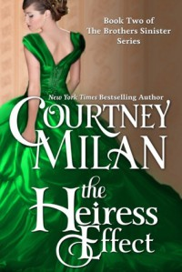The Heiress Effect (Brothers Sinister, #2) - Courtney Milan