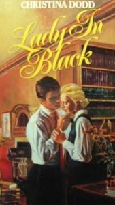 Lady in Black - Christina Dodd