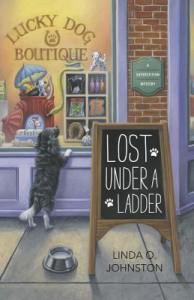 Lost Under a Ladder - Linda O Johnston