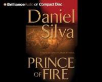 Prince of Fire - Guerin Barry, Daniel Silva