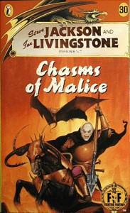 Chasms of Malice - Luke SHARP